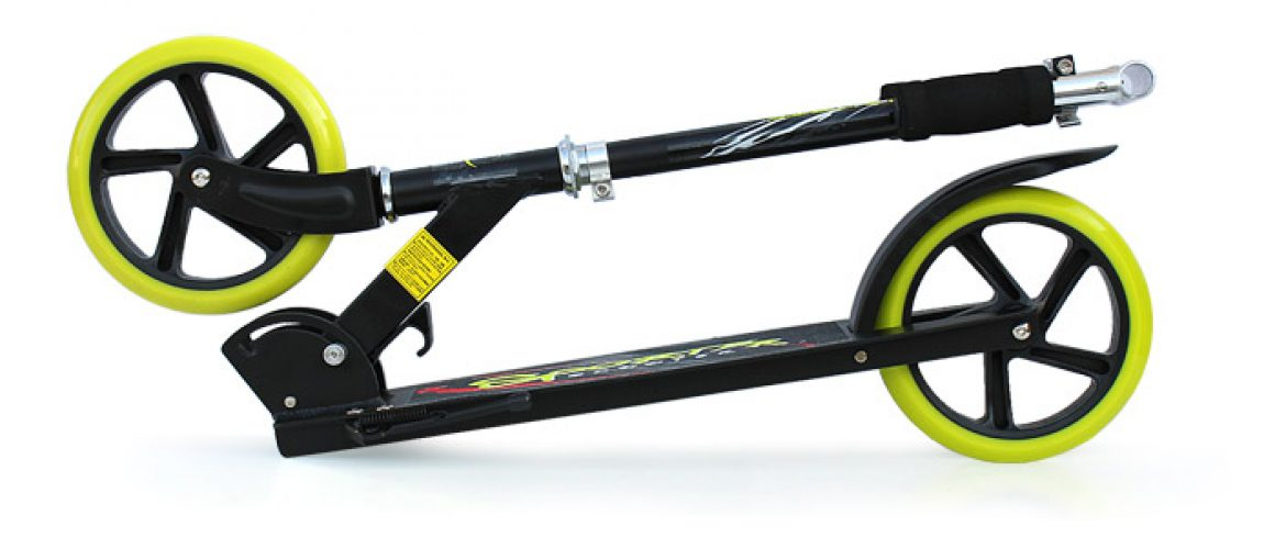 patinete-scooter-sporter-black-yellow