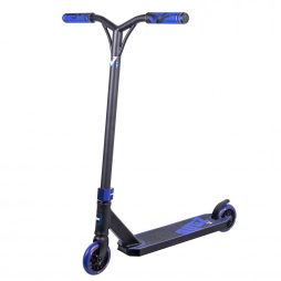 Patinete Blitz Beast Scooter  negro y azul 2019